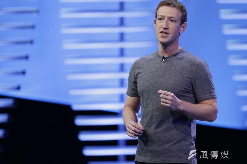 川普抱怨臉書永遠反對他 祖克柏臉書反駁:你的對手也罵我。(美聯社)