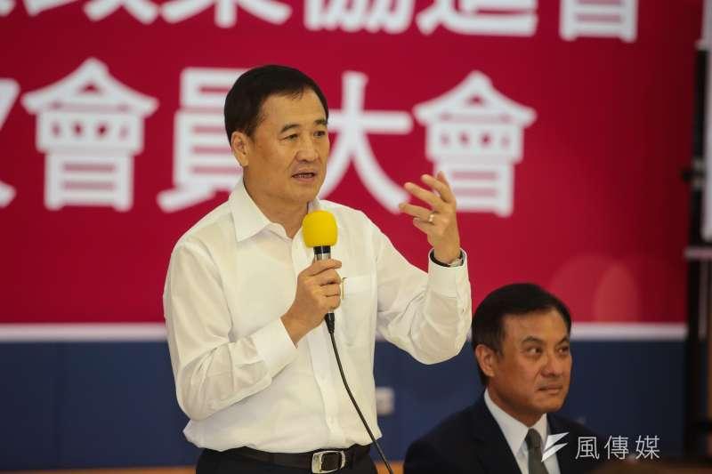 20171002-台北市副市長陳景峻2日出席「台灣數位科技與政策協進會」成立記者會。(顏麟宇攝)