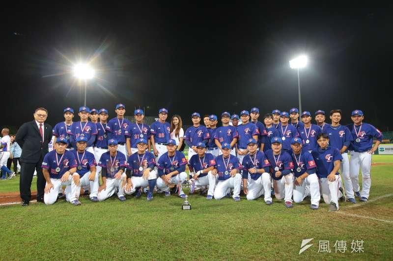 從學校棒球社團的發展開始關心、支持,是壯大棒球運動的好方法。(顏麟宇攝)