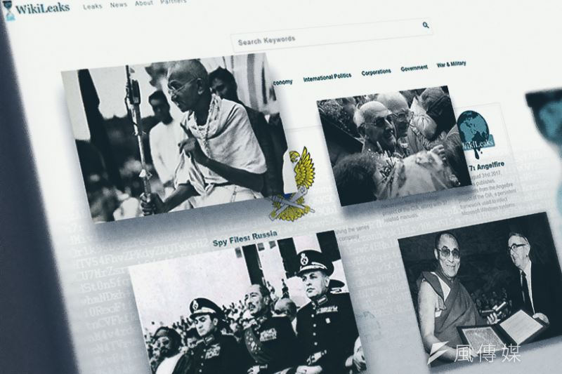 丹麥承認同志伴侶關係、印度聖雄甘地誕生、第14世達賴喇嘛榮獲諾貝爾和平獎、維基百科成立、埃及總統沙達特遇刺(風傳媒製圖)