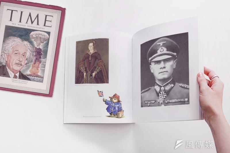 歷史上的這一周:愛因斯坦讓羅斯福決定研發原子彈、英國「9日女王」誕辰、童書角色「柏靈頓熊」出道、二戰軍事奇才隆美爾被迫自殺(風傳媒製圖)