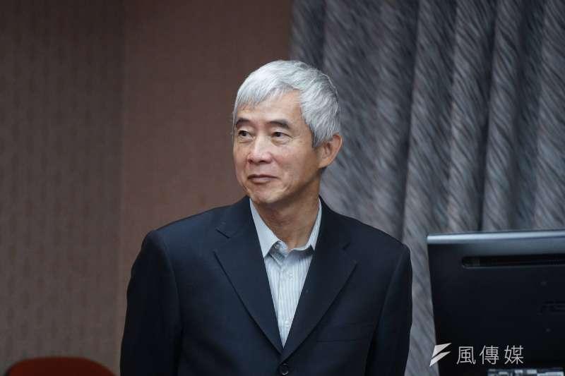 20171016-交通部長賀陳旦備詢。(盧逸峰攝)