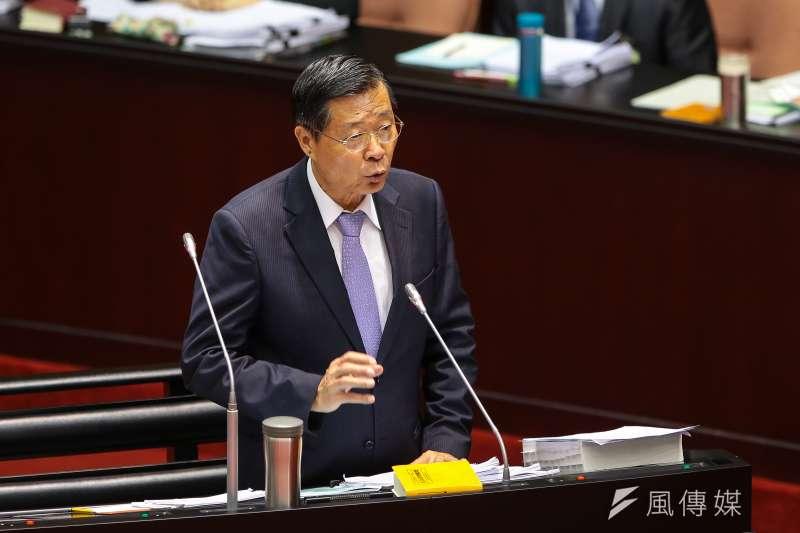 林慶隆表示,本案包括資金運用,目前檢調已介入調查,審計部門基於職責也會持續密切注意國防部在履約的督導情況。(資料照,顏麟宇攝)