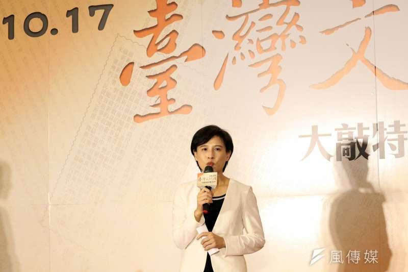 行政院4日通過《國家語言發展法》草案,文化部長鄭麗君表示,未來立院若通過法案,將有足夠的法制基礎來成立台語專屬頻道。(資料照,蘇仲泓攝)
