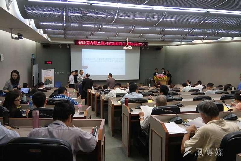 新北就業平等論壇邀請多位重量級勞動法專家與會。(圖/許芳綸攝)