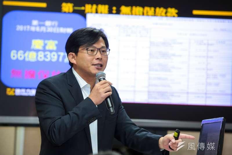 時代力量立委黃國昌罷免案成案,民進黨表示會要求支持者投票反對。(顏麟宇攝)