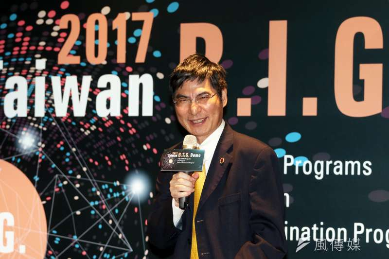 科技部長年終盤點台灣這幾年來科技停止不前主因。(資料照片,蘇仲泓攝)