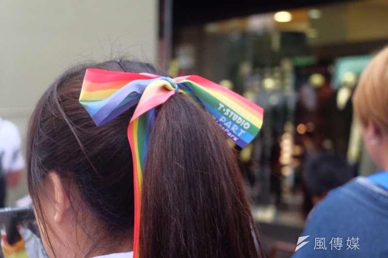 20171028-2017年台灣同志遊行Taiwan LGBT Pride,10月28日盛大登場。(謝孟穎攝)