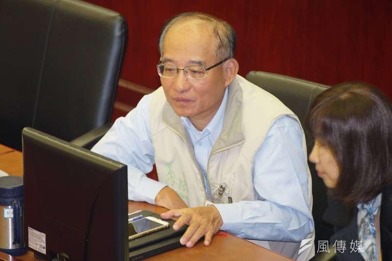 台北市政府秘書長張哲揚表示僅提醒政風處應陪同。(資料照,盧逸峰攝)