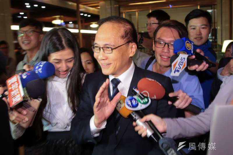 前行政院長林全將出任東洋製董事長。(資料照片,顏麟宇攝)