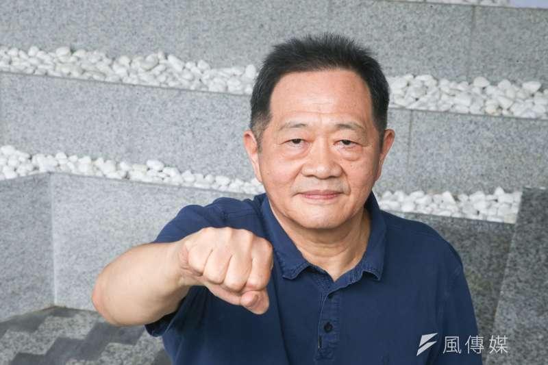 已宣布參選年底台北市長的台大教授李錫錕,於臉書大談管案,他認為,拔管的理由,根本就不是什麼真正的「違法」,純粹是執政黨「欲加之罪」的政治鬥爭。(資料照,陳明仁攝)