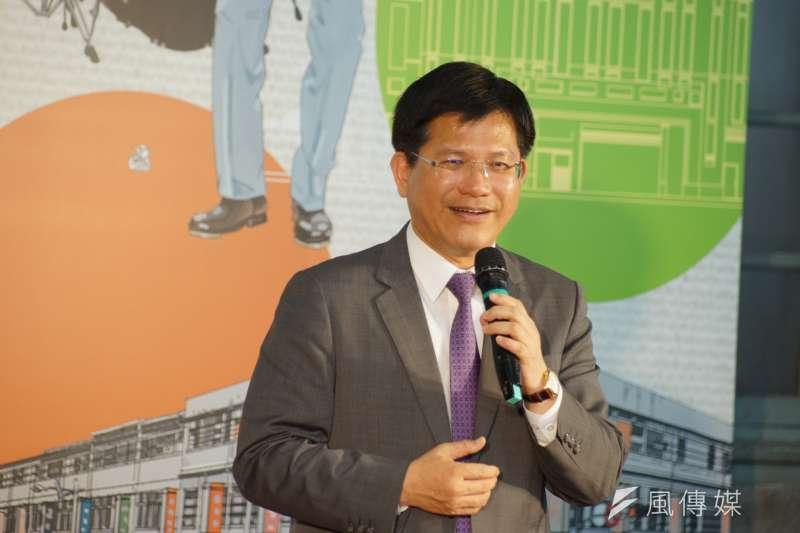 台灣競爭力12日公布民調,指台中市民半數不滿意市政,林佳龍團隊、民進黨立委張廖萬堅表示,但民調不應刻意製造對立與衝突,成為選舉鬥爭的操作工具。(資料照片,盧逸峰攝)
