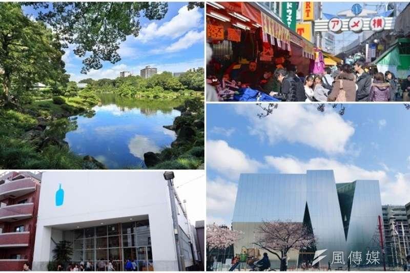 從都營大江戶線開始,沿線經過各站著名的景點,「一條線遊東京」讓你不用轉車也能輕鬆玩東京!(圖/MATCHA提供)