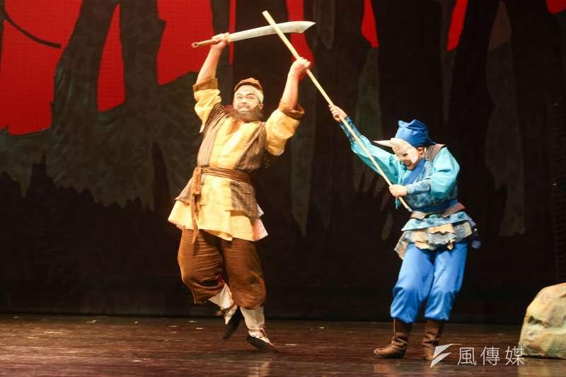 從戲劇研究角度,振輝討論青釗兩篇劇作及臺灣現代戲劇史的若干觀點,容可待進一步商榷。(示意圖,陳明仁攝)