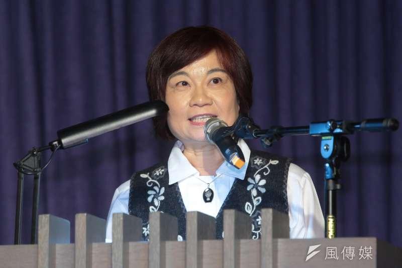 陳美伶表示,目前台灣有3家新創團隊有潛力成為「獨角獸」,有信心2年內孕育出第一家。(資料照,顏麟宇攝)