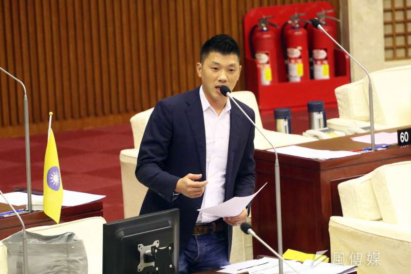 民進黨發言人王閔生表示,樂見國民黨開始與民進黨一起關心婦女政策。(資料照,蘇仲泓攝)