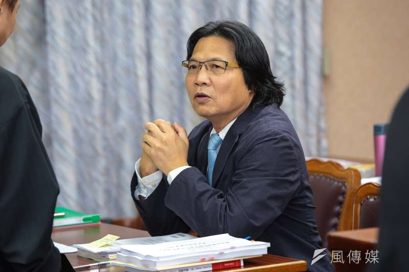 內政部長葉俊榮20日於立院內政委員會備詢。(顏麟宇攝)