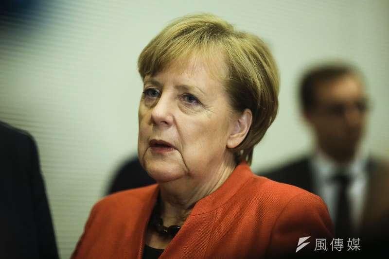 德國新政府難產,總理梅克爾動向備受關注(AP)