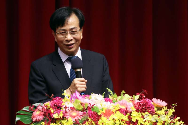 第一金控董事長廖燦昌因案被起訴而請辭獲准。(資料照片,蘇仲泓攝)
