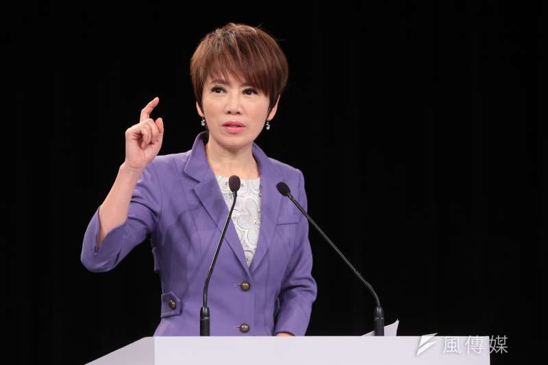 現任壹電視新聞台總編輯陳雅琳,即將接任華視新聞台台長。(資料照,顏麟宇攝)