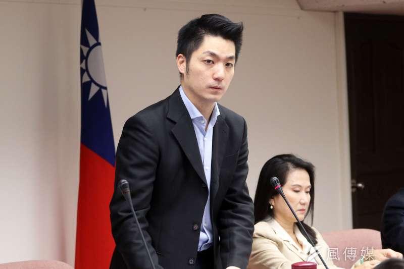 作者認為,國民黨在蔣萬安這位在爭取勞動權益方面,事實上的總司令領導下,有可能會重新站到勞動者權益的這一邊,之後的發展如何還值得繼續觀察。(資料照,蘇仲泓攝)