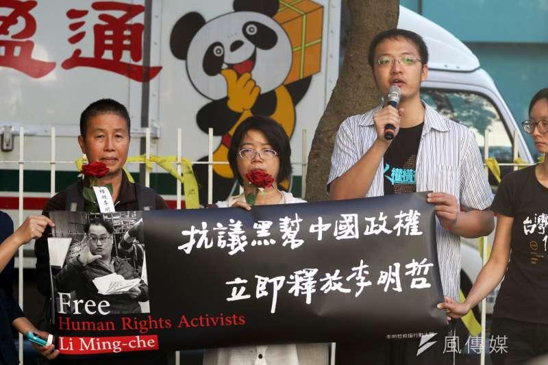 作者指出,相信「台灣是一主權獨立的國家」並拒絕「九二共識」的台灣民意是最大的共識與依歸,更是底線。這點,「全世界最大的民主國家」應該能懂。(資料照,蘇仲泓攝)