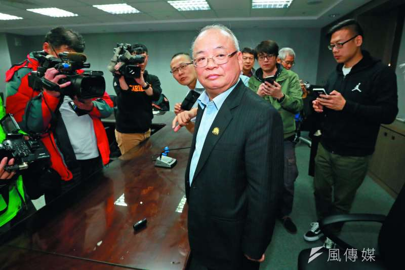 顏大和將成為13年來首位任滿的檢察總長。(柯承惠攝)