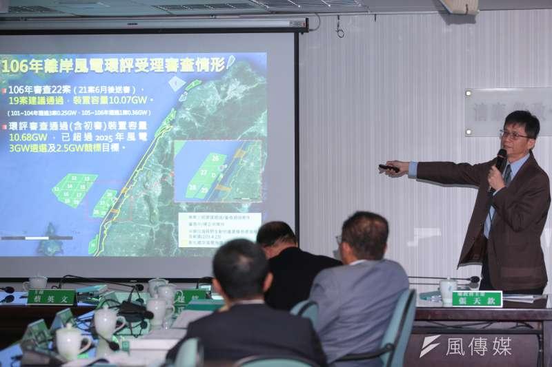 詹長權認為,環保署副署長詹順貴(見圖)的空汙議題專案報告是不正確。(資料照,顏麟宇攝)