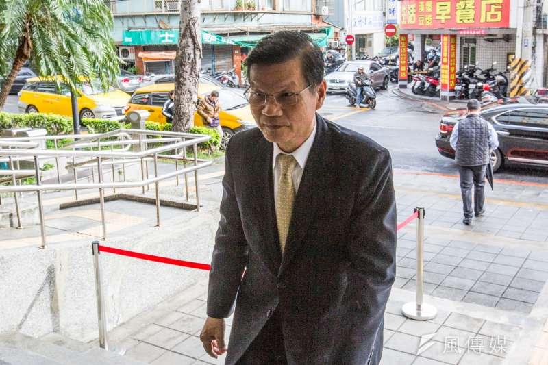 作者認為,翁啟惠返台擔任中研院長是他的損失,也是台灣如獲至寶,但台灣對至寶不懂得珍藏,用盡一切手段污蔑損壞。(資料照,顏麟宇攝)