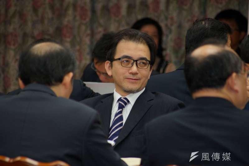 總統府副秘書長劉建忻(見圖)將出任考試院秘書長。(資料照,盧逸峰攝)