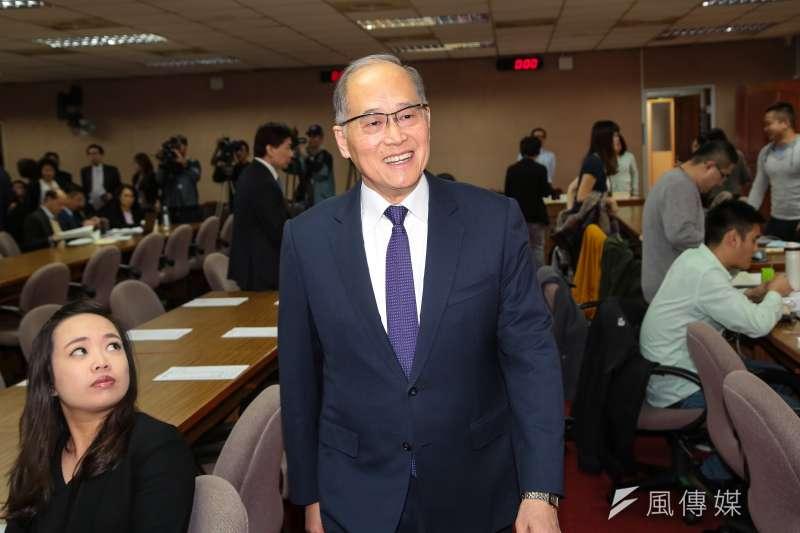 外交部長李大維應友邦邀請,於1月30日至2月4日期間,率團訪問台灣在加勒比海地區的友邦聖露西亞、聖文森,以及聖克里斯多福及尼維斯。(資料照,顏麟宇攝)