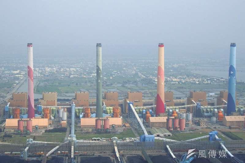 台電表示,無直接證據顯示,台中火力電廠害南投人罹癌。圖為台中火力電廠。(資料照,台灣電力公司提供)