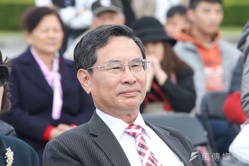 嘉義市長涂醒哲(陳明仁攝)