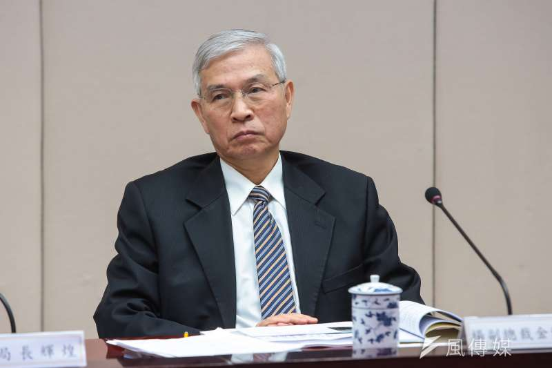 總統打出手上最安全的牌-央行副總裁楊金龍接總裁。(顏麟宇攝)