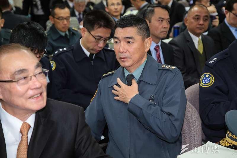 新總長預計由陸軍司令陳寶餘上將調任,相關上將級人事異動預計7月1日生效。(資料照,顏麟宇攝)