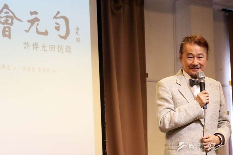 民進黨前主席施明德痛斥促轉會「羞辱台灣烈士」,「你們真的把我惹火了,惹哭了!」(資料照,蘇仲泓攝)