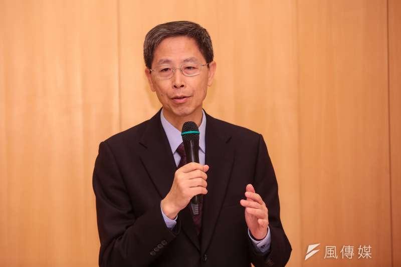 20171229-婦聯會委任律師徐履冰29日於簽訂備忘錄後,出席說明記者會。(顏麟宇攝)