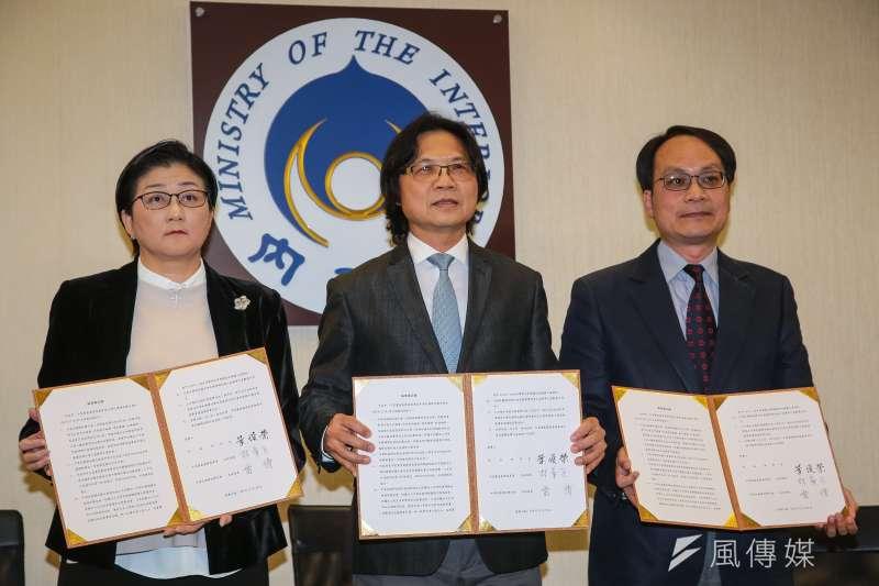 內政部發文中華民國婦女聯合會,要求修正章程未符合民主精神的部分。(資料照,顏麟宇攝)