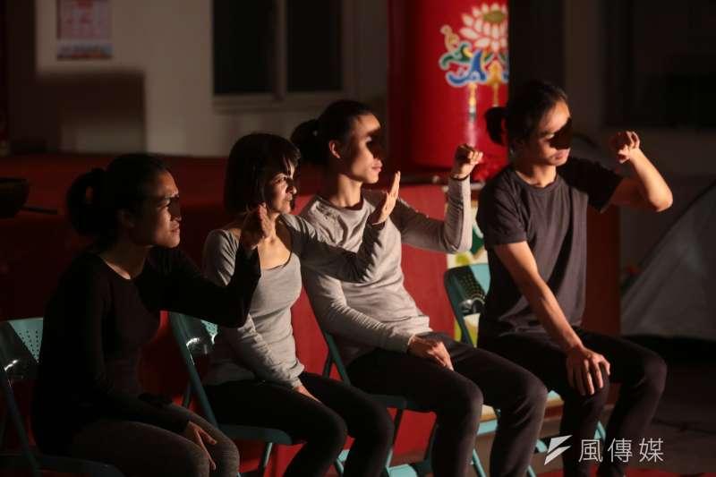 三語事劇場將在今年2月28日帶來《恐懼紀念日》演出。圖為三語事劇團演出。(資料照,顏麟宇攝)