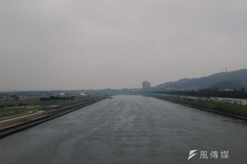 基隆河(風傳媒)