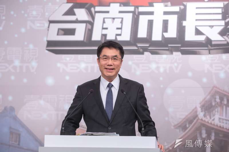 民進黨立委黃偉哲確認代表民進黨出征台南市長選戰,而議會選舉方面,究竟是誰會拿下台南市議長的寶座,目前已成為地方焦點。(資料照,顏麟宇攝)