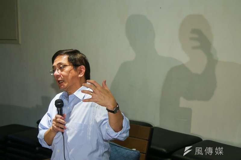 台大準校長管中閔當選迄今無法就任,各種指控却不斷出籠。(陳明仁攝)