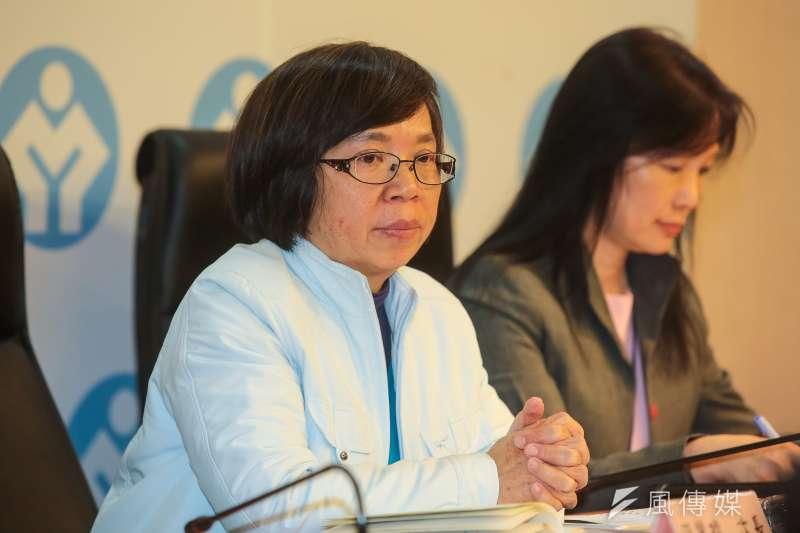 消息指出勞動部次長蘇麗瓊將接任勞動部長。(資料照,顏麟宇攝)