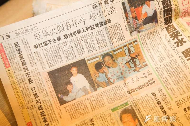20180109-風數據,酒駕零容忍為,專訪酒駕防制協會理事長陳敏香,遭酒駕撞死台大醫師曾御慈的母親,報載盛讚女兒跳級升學的優異。。(陳明仁攝)