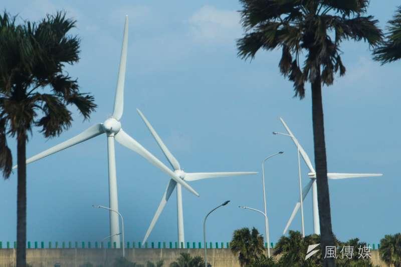 未來還有約五千戶的用電大戶也將加入搶購綠電的戰局,僧多粥少,如何是好?(陳明仁攝)