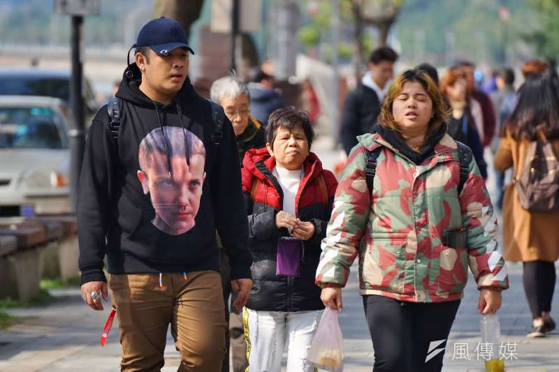 寒流來襲又加上昨日地震令民眾擔心,彭啟明5日表示,兩者無關聯。(資料照,盧逸峰攝)