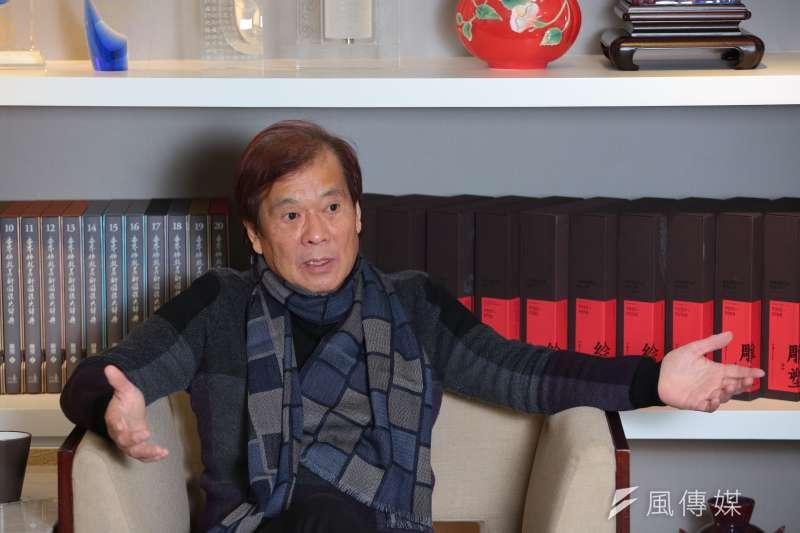 華視總經理郭建宏遭華視董事會解任,他日前向台北地院聲請假處分,但遭駁回。(資料照片,顏麟宇攝)