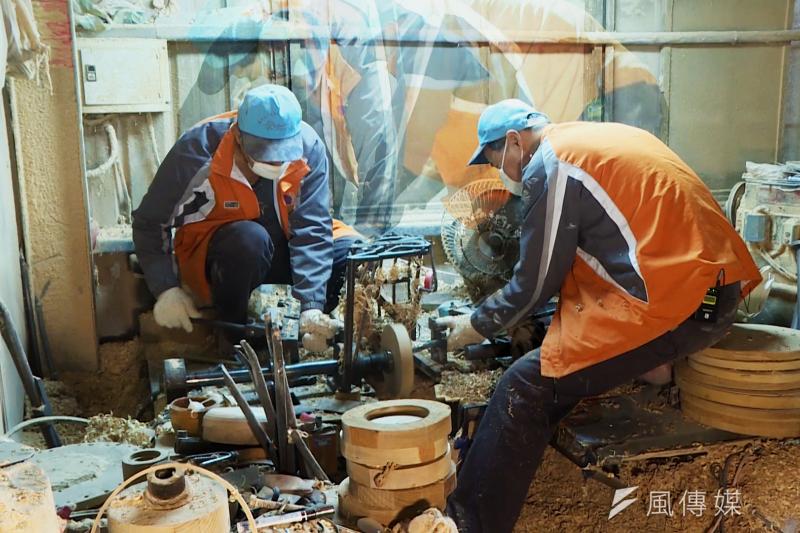 隱身豐原的日本木工技藝 尋找台灣最後的跳台職人