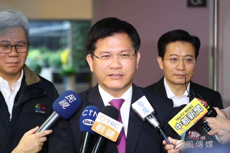對於被判違反選罷法,台中市長林佳龍6日表示要聲請釋憲。(資料照,曾家祥攝)