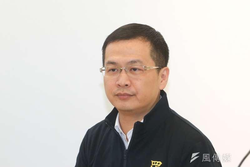 台北市議員羅智強日前爆1450網軍作業模式,遭資深媒體人黃光芹批:你敢不敢拿市議員職務來對賭。(資料照,陳明仁攝)